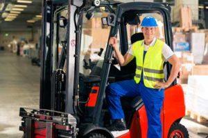 Forklift safety rental