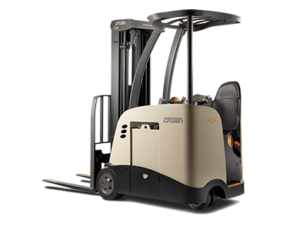 Crown Forklifts Guide Innovation At Work
